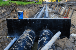 Water, Sewer and Underground Utilities Services